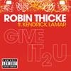 Give It 2 U (Single) Robin Thicke