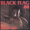 Damaged Black Flag