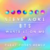 Waste It On Me (Cheat Codes Remix) [feat. BTS] Steve Aoki