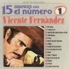 15 Grandes Con El Numero Uno Vicente Fernandez