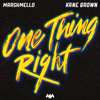 One Thing Right (Feat. Kane Brown) Marshmello