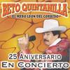 25 Aniversario: En Concierto Beto Quintanilla