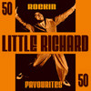 Little Richard Fifty Rockin Favourites Little Richard
