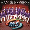 Amor Express (Single) Banda Sinaloense MS de Sergio Lizarraga