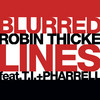 Blurred Lines (Feat. T.I & Pharrell) (Single) Robin Thicke