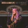 Gregg Allman Live: Back To Macon, Ga Gregg Allman