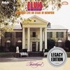 Elvis Recorded Live On Stage In Memphis (Legacy Edition) Elvis Presley