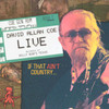 David Allan Coe Live..If That Ain't Country David Allan Coe