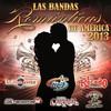 Las Bandas Románticas De América 2013 Various Artists
