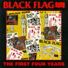 The First Four Years Black Flag