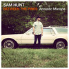 Between The Pines Sam Hunt