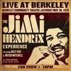 Live At Berkeley Jimi Hendrix