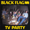 Tv Party Black Flag